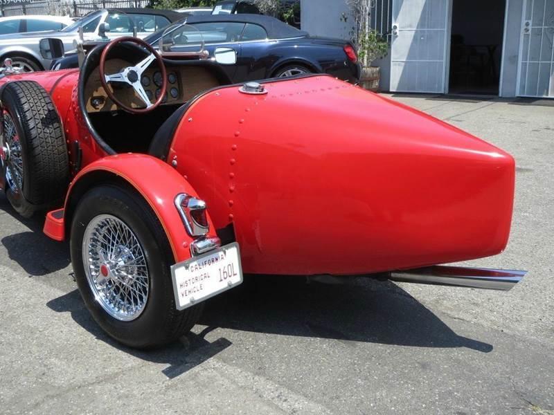 1927 Bugatti KIT CAR In Los Angeles CA - European Auto House