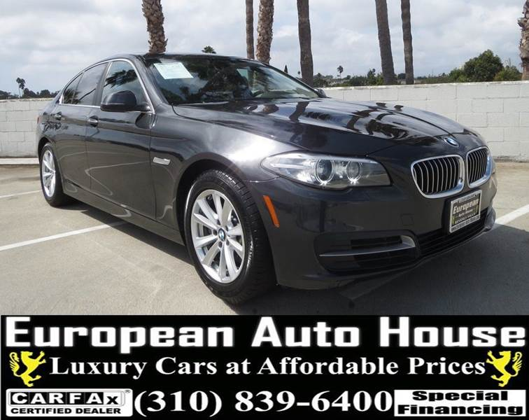BMW Series In Los Angeles CA European Auto House - Bmw 2014 5 series price