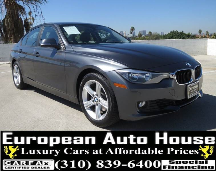BMW Series In Los Angeles CA European Auto House - Bmw 2015 3 series price