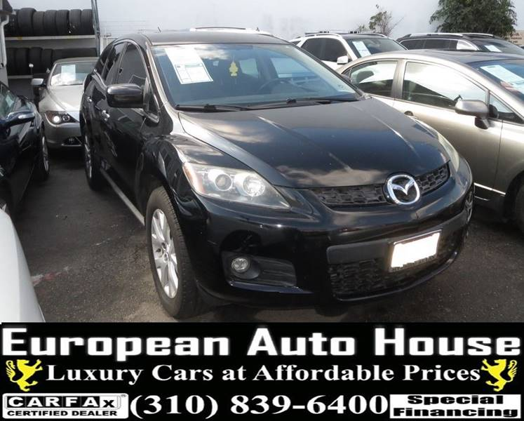 2007 Mazda CX 7 For Sale At European Auto House In Los Angeles CA