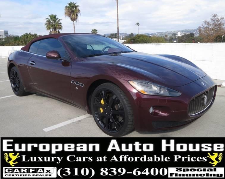 European Auto House Car Dealer In Los Angeles Ca