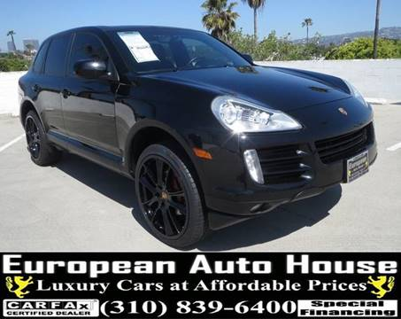 2008 Porsche Cayenne for sale in Los Angeles, CA