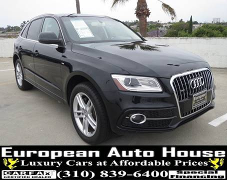 2013 Audi Q5 for sale in Los Angeles, CA