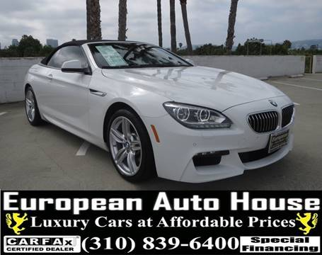 Cars For Sale in Los Angeles, CA - European Auto House