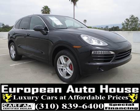 2014 Porsche Cayenne for sale in Los Angeles, CA