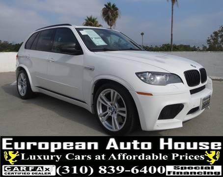 2011 BMW X5 M for sale in Los Angeles, CA