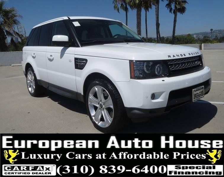 European Auto House – Car Dealer in Los Angeles, CA