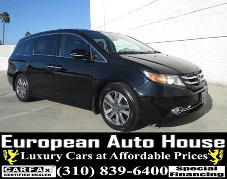 2014 Honda Odyssey for sale in Los Angeles, CA