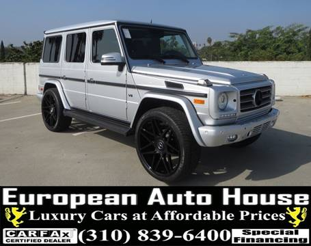2015 Mercedes-Benz G-Class for sale in Los Angeles, CA