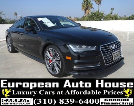 2016 Audi A7 for sale in Los Angeles, CA