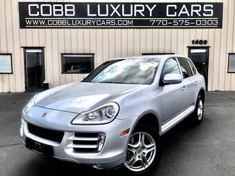 2008 Porsche Cayenne for sale in Marietta, GA