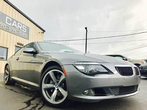 2009 BMW 6 Series for sale in Marietta, GA