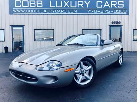 1998 Jaguar XK-Series for sale in Marietta, GA