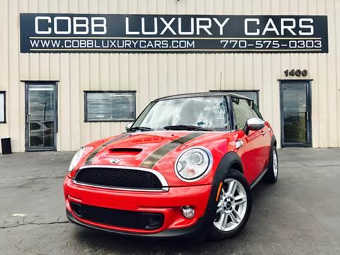 2012 MINI Cooper Hardtop for sale in Marietta, GA