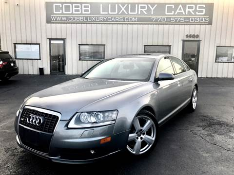 2007 Audi A6 for sale in Marietta, GA