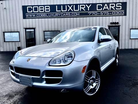 2006 Porsche Cayenne for sale in Marietta, GA