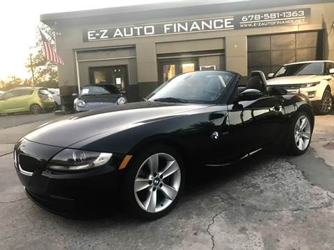 2006 BMW Z4 for sale in Marietta, GA
