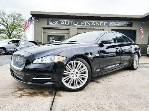 2014 Jaguar XJL for sale in Marietta, GA