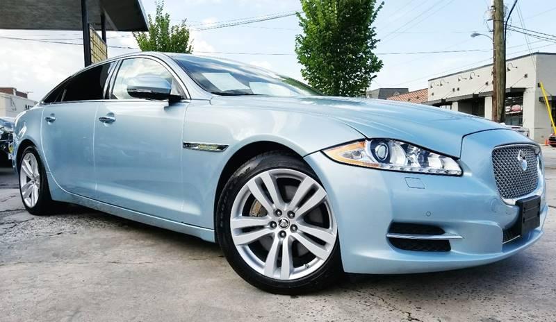 2013 Jaguar XJL For Sale At E Z Auto Finance In Marietta GA