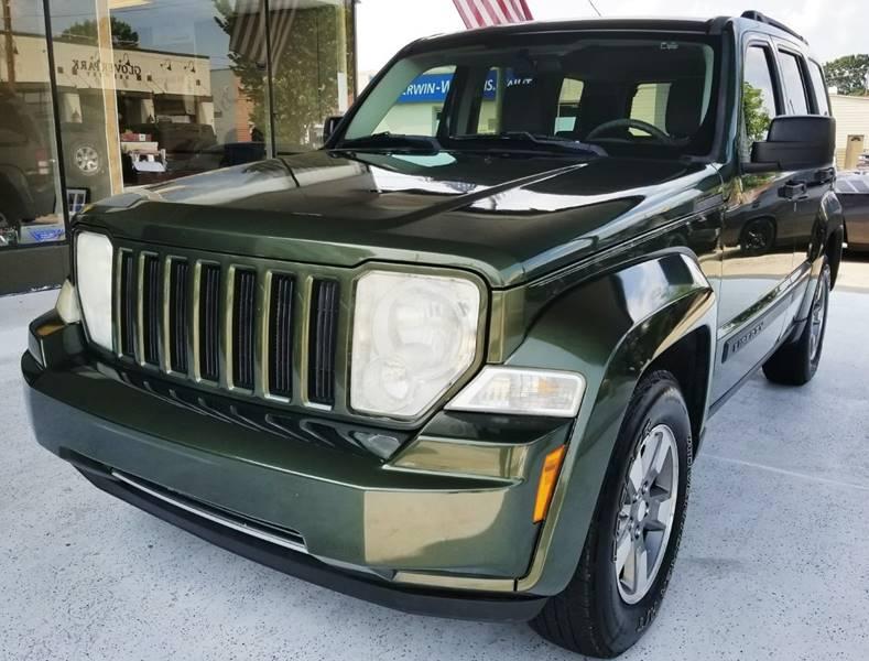 2008 Jeep Liberty For Sale At E Z Auto Finance In Marietta GA