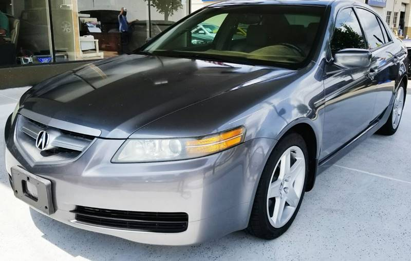 Acura TL WNavi In Marietta GA EZ Auto Finance - 2005 acura tl navigation update