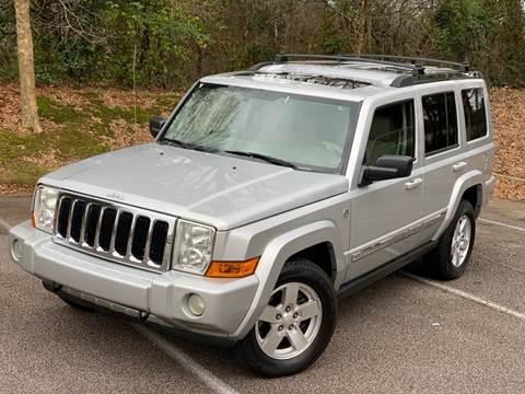 2008 Jeep Commander for sale in Marietta, GA