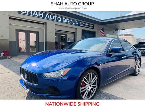 2014 Maserati Ghibli for sale in Marietta, GA