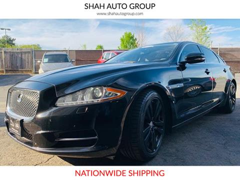 2011 Jaguar XJL for sale in Marietta, GA