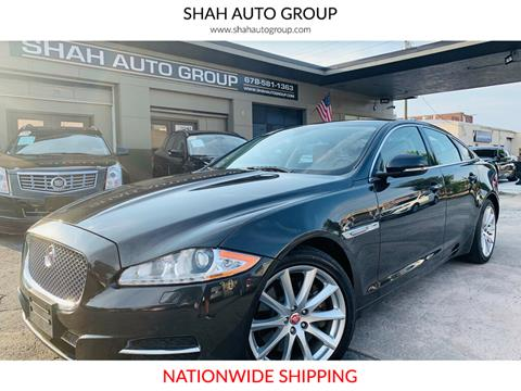 2014 Jaguar XJ for sale in Marietta, GA