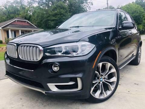 2015 BMW X5 for sale at E-Z Auto Finance in Marietta GA