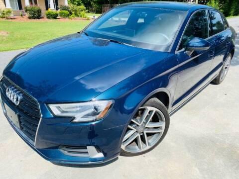 2017 Audi A3 for sale at E-Z Auto Finance in Marietta GA