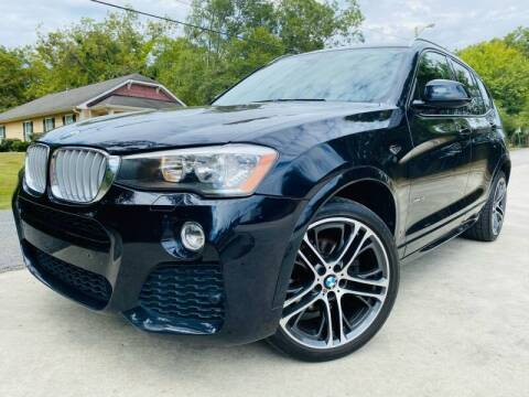 2015 BMW X3 for sale at E-Z Auto Finance in Marietta GA