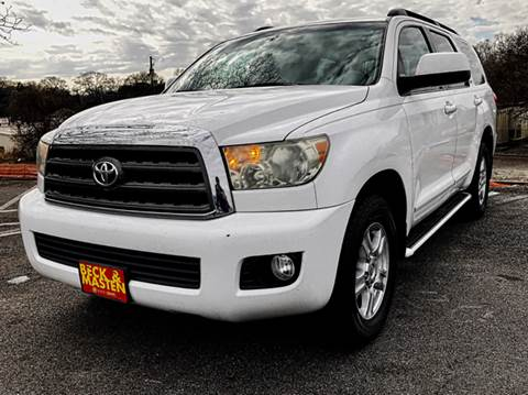 2008 Toyota Sequoia for sale in Marietta, GA