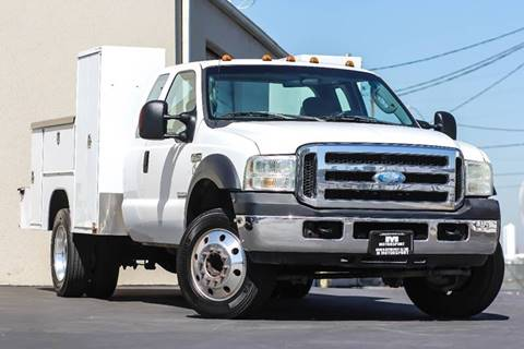 2006 Ford F-450 Super Duty for sale in Long Beach, CA