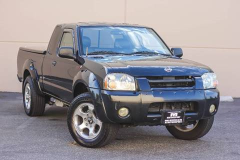 2001 Nissan Frontier for sale in Long Beach, CA