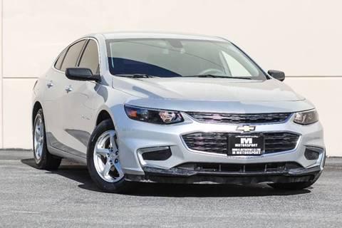 2016 Chevrolet Malibu for sale in Long Beach, CA