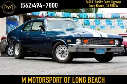 1974 Chevrolet Nova for sale in Long Beach, CA