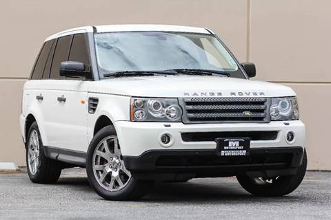 2008 Land Rover Range Rover Sport for sale in Long Beach, CA