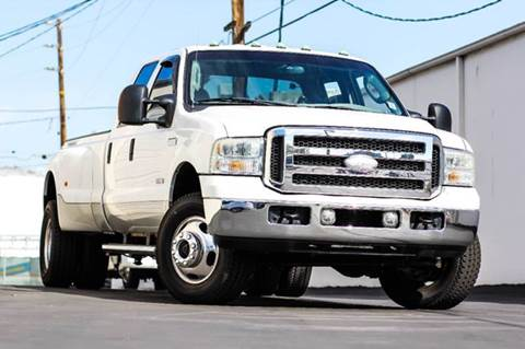 2005 Ford F-350 Super Duty for sale in Long Beach, CA