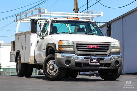 2003 GMC C/K 3500 Series for sale in Long Beach, CA