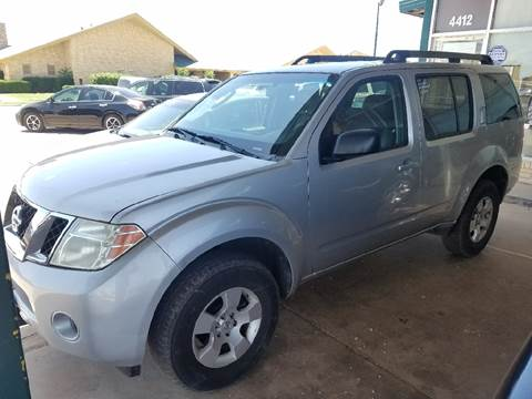 2008 Nissan Pathfinder for sale in Lubbock, TX