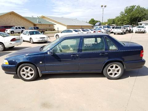 2000 Volvo S70 for sale in Lubbock, TX