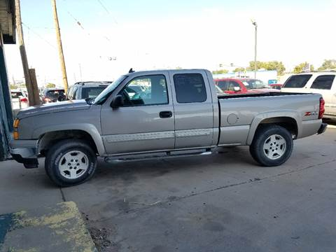 2007 Chevrolet Silverado 1500 Classic for sale in Lubbock, TX