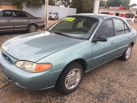 1997 Ford Escort for sale in Lubbock, TX