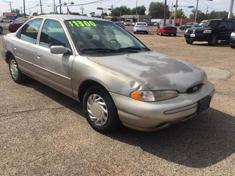 1995 Ford Contour for sale in Lubbock, TX