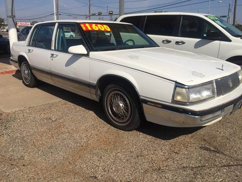 1990 Buick Electra for sale in Lubbock, TX