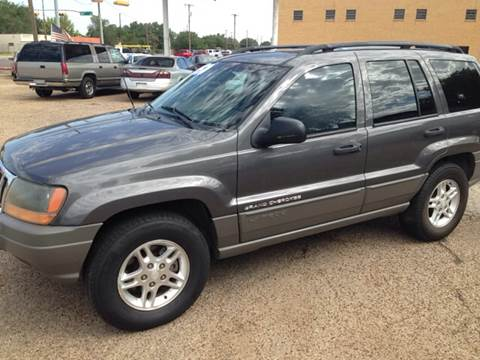 2002 Jeep Grand Cherokee for sale in Lubbock, TX
