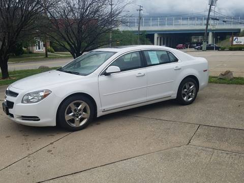 2009 Chevrolet Malibu for sale in Eastlake, OH