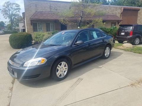 2013 Chevrolet Impala for sale in Eastlake, OH