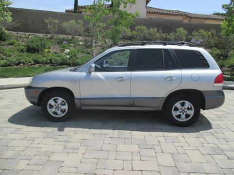 2006 Hyundai Santa Fe for sale in Thousand Oaks CA